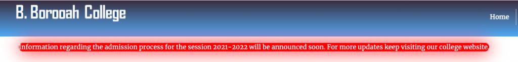 jb college merit list 2021-22 download links available soon
