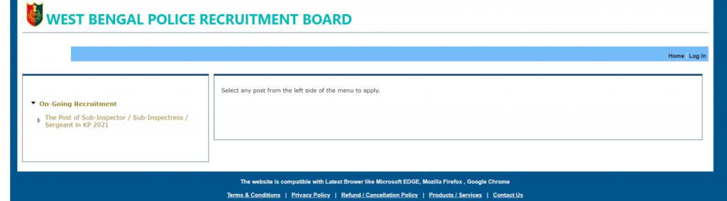 wbprb.applythrunet.co.in application form fill up website