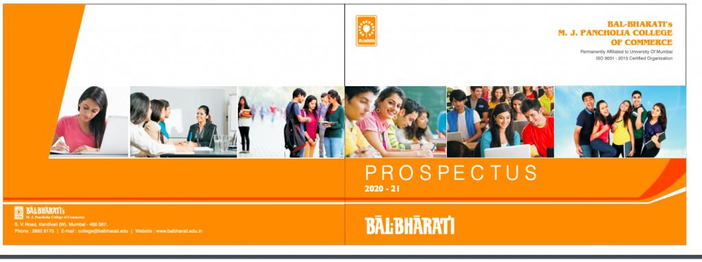 balbharti college admission 2021-22 merit list downloading link option - check cut off
